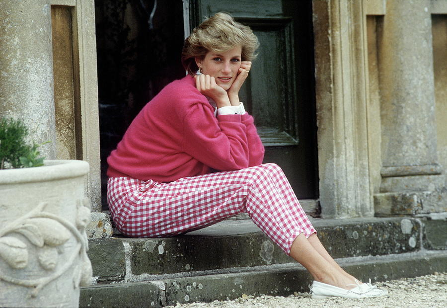 Diana At Highgrove Photograph by Tim Graham
