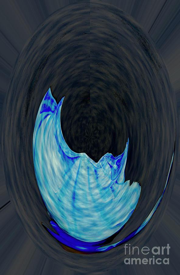 Digital Ascension II by James Lavott