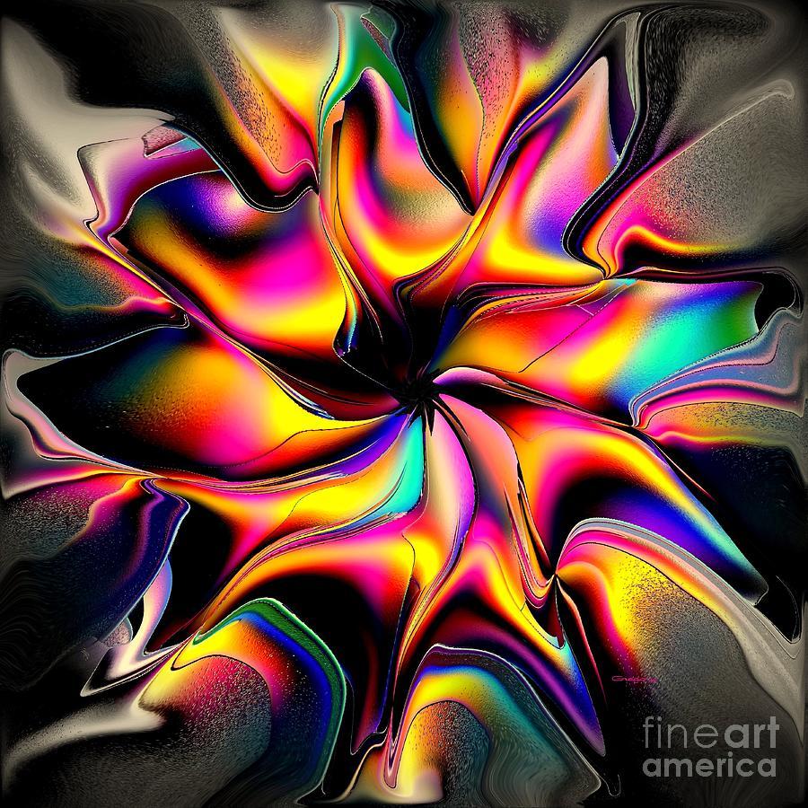 Digital Bloom by Greg Moores