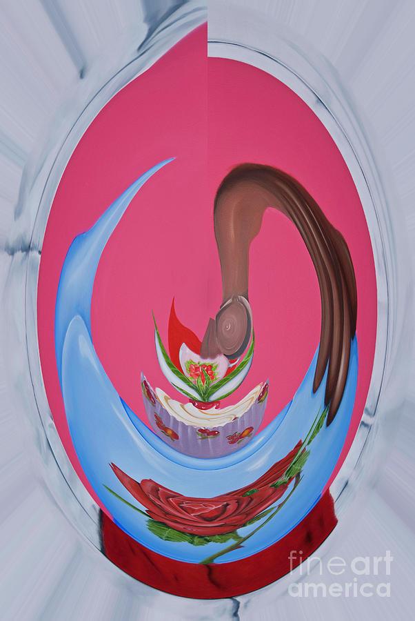 Digital I High Tea Digital Art