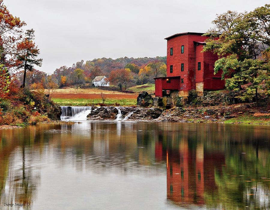Dillards Mill  by Wesley Nesbitt