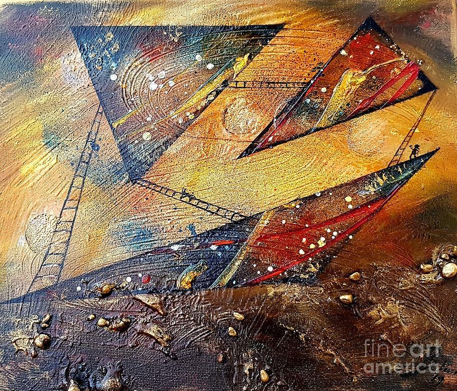Dimension by Elwira Bernaciak