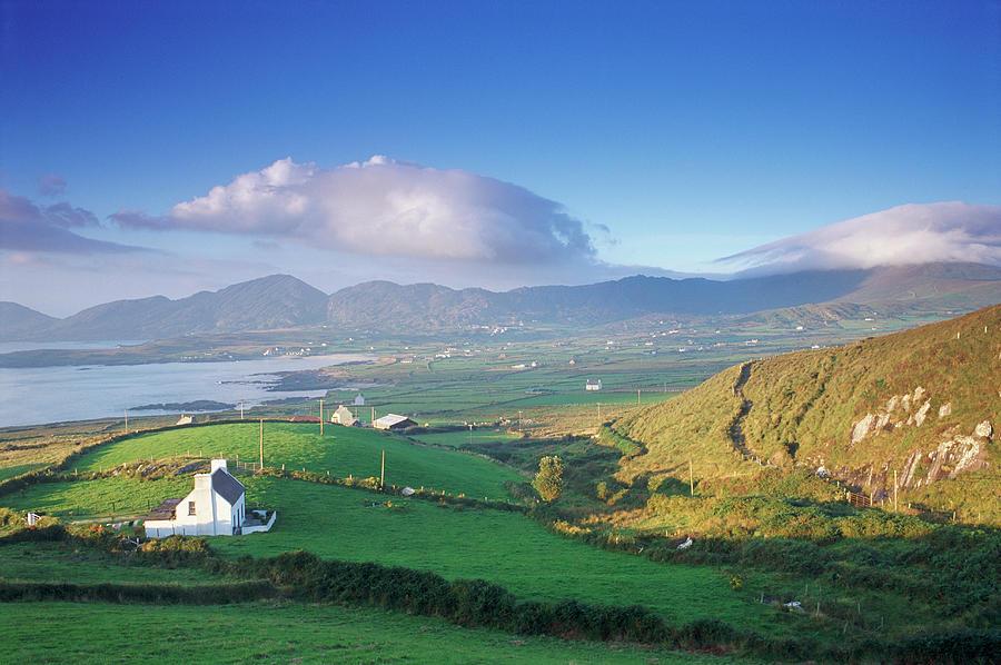 Dingle Peninsula, County Kerry, Ireland Photograph by Peter Adams