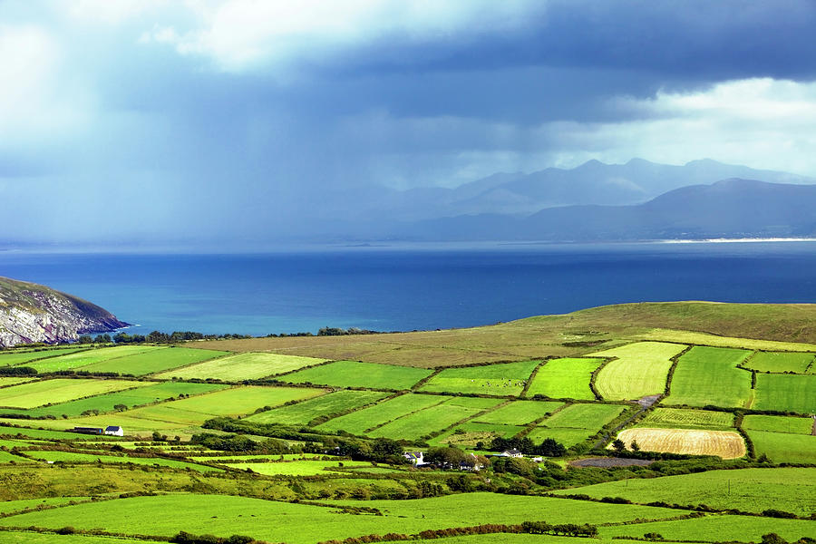 Dingle Peninsula In Ireland Photograph by Aimstock