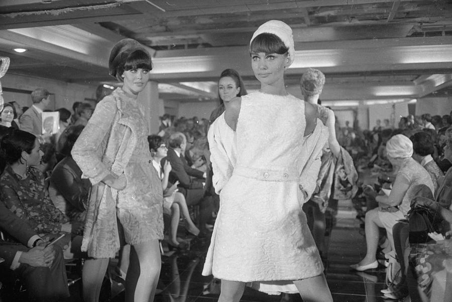 Dior Fashion Show Photograph by Reg Lancaster