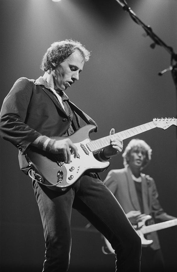 Dire Straits Photograph by Fin Costello