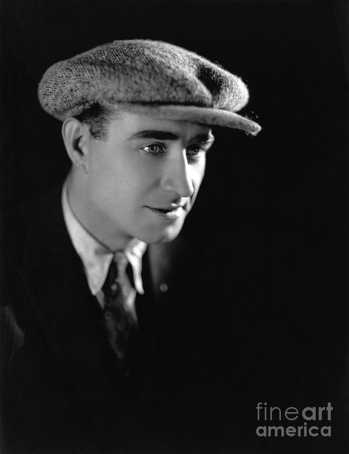 Frank Lloyd Photograph - Director Frank Lloyd by Sad Hill - Bizarre Los Angeles Archive