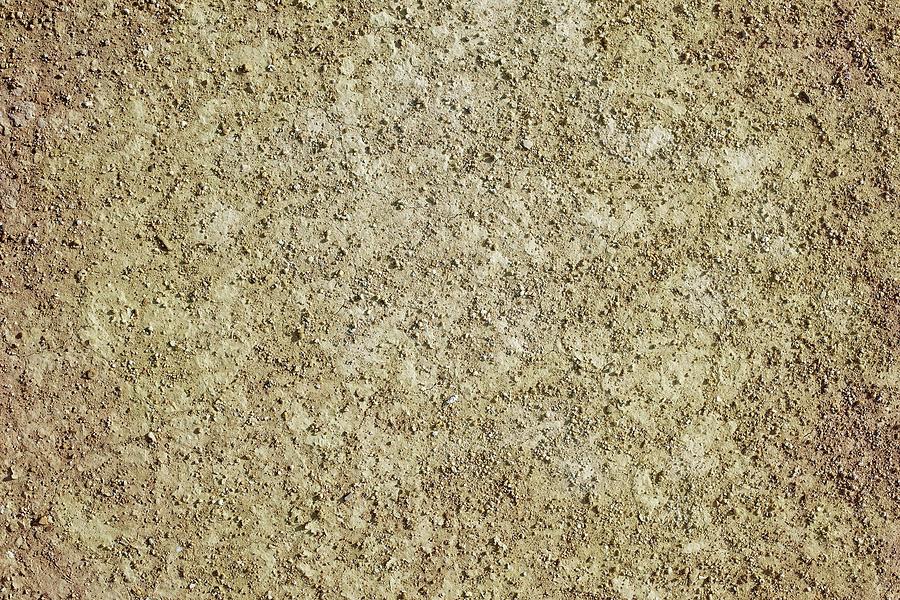 Dirt Background Photograph by Sbayram