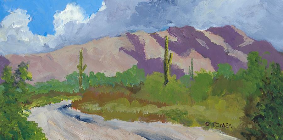 Dirt Road by Bill Tomsa