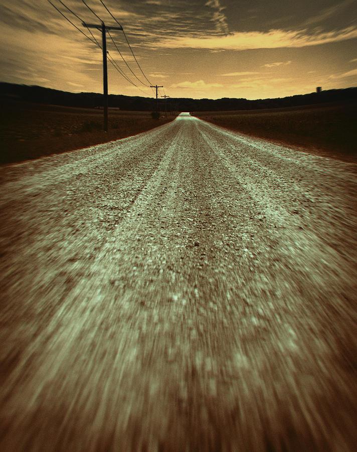 Dirt Road Photograph