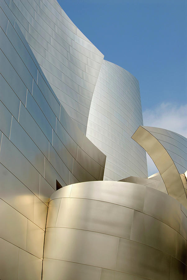 Disney Concert Hall by Kathleen Gauthier
