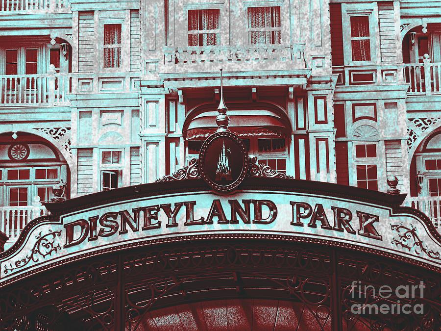 Disneyland Park by Jurgen Huibers