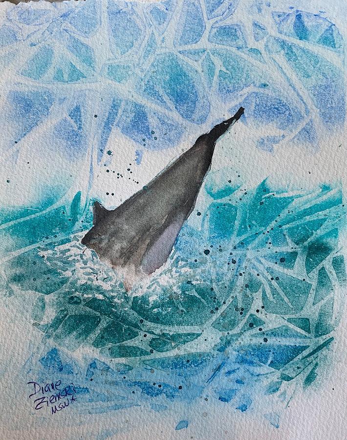 Dive by Diane Ziemski