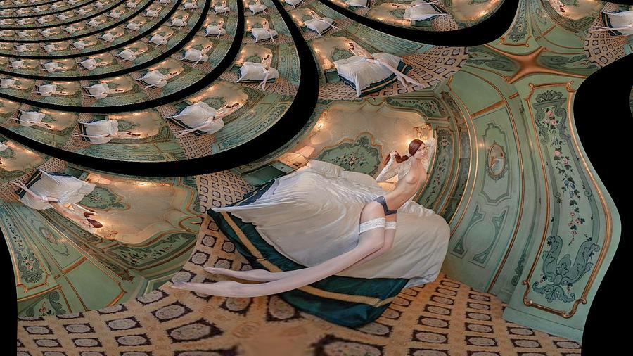 Divine Pistachio by Stephane Poirier
