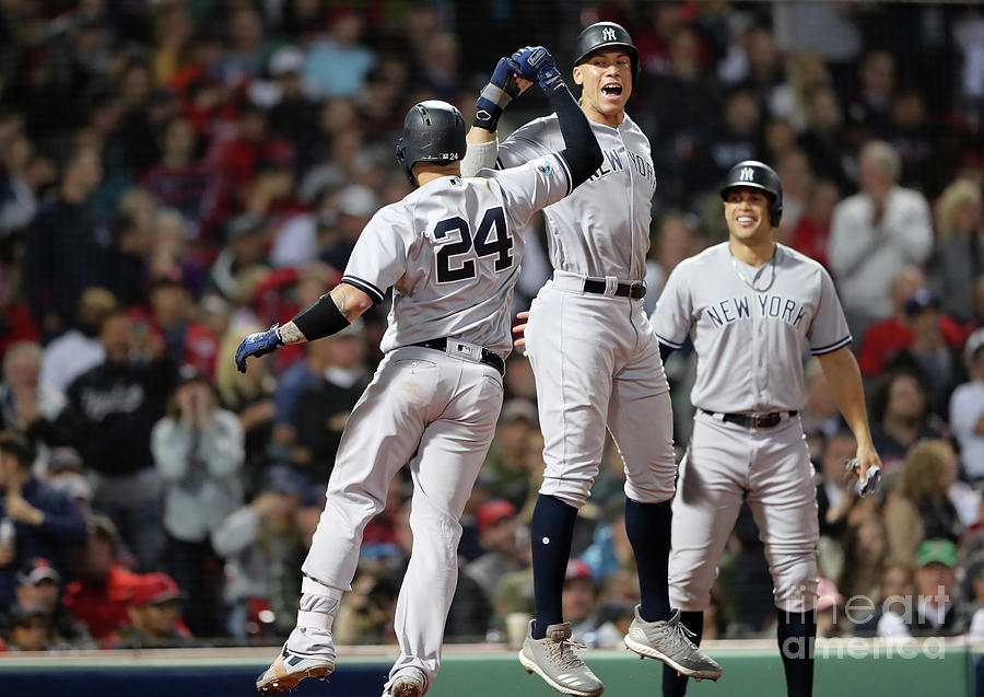 Divisional Round - New York Yankees V Photograph by Elsa