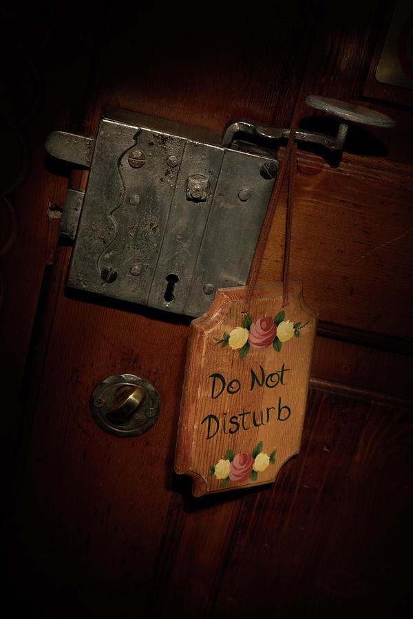 Do Not Disturb by David Andersen
