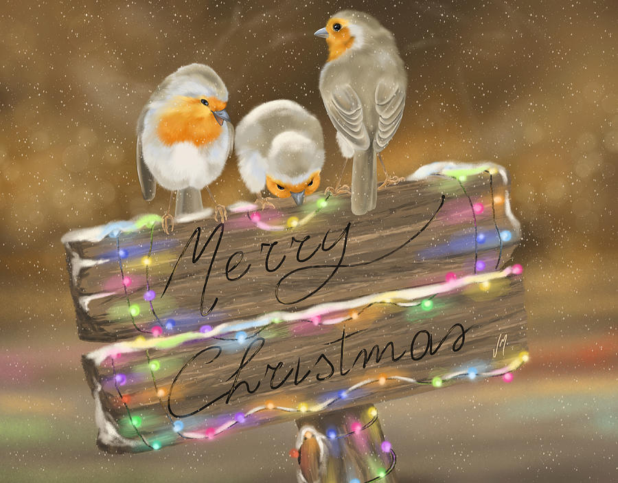 Do they know it's Christmas? by Veronica Minozzi