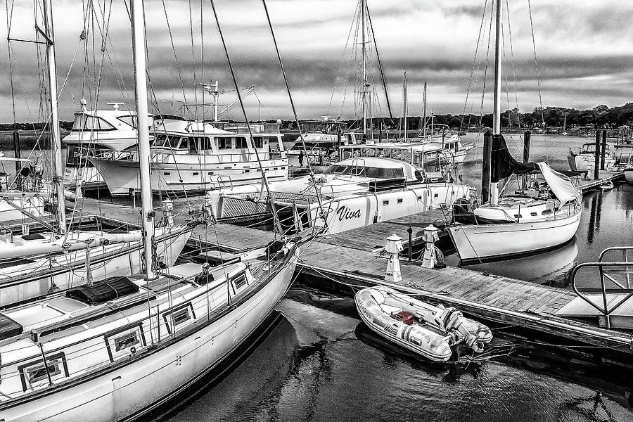Docked Up by Scott Hansen