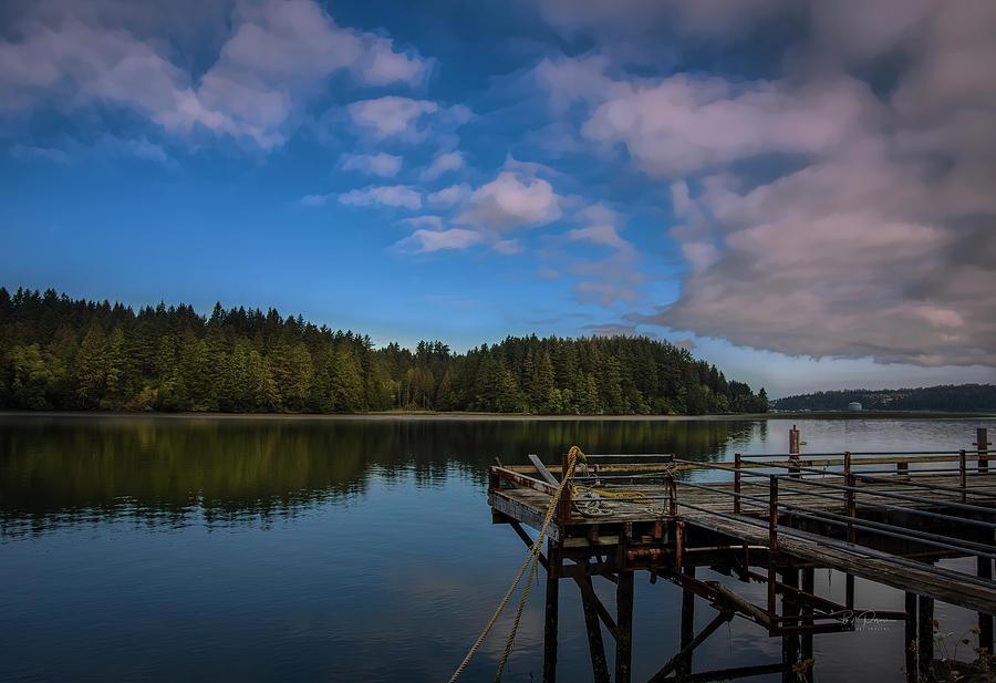 Dockside by Bill Posner