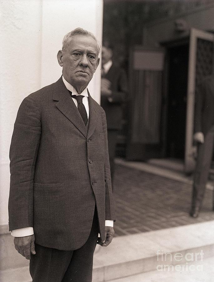 Doctor Alfredo Zayas Photograph by Bettmann