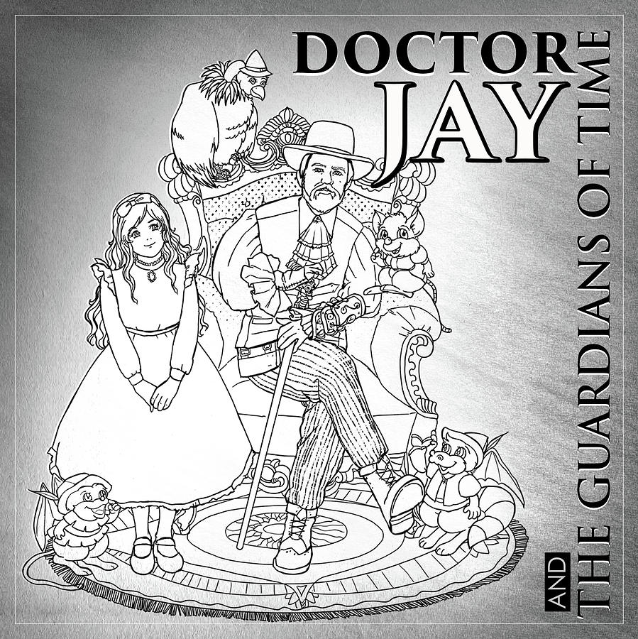 Doctor Jay Guardians of Time by Reynold Jay
