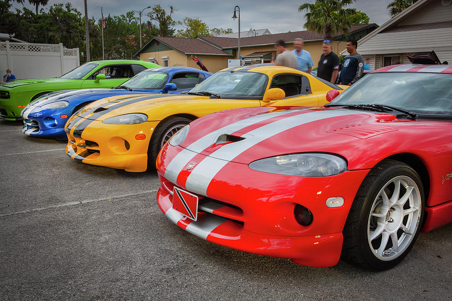 Dodge Viper Group 101 by Rich Franco