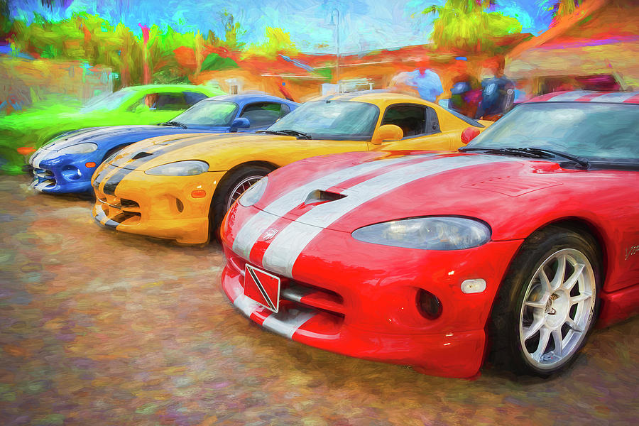 Dodge Viper Group 102 by Rich Franco