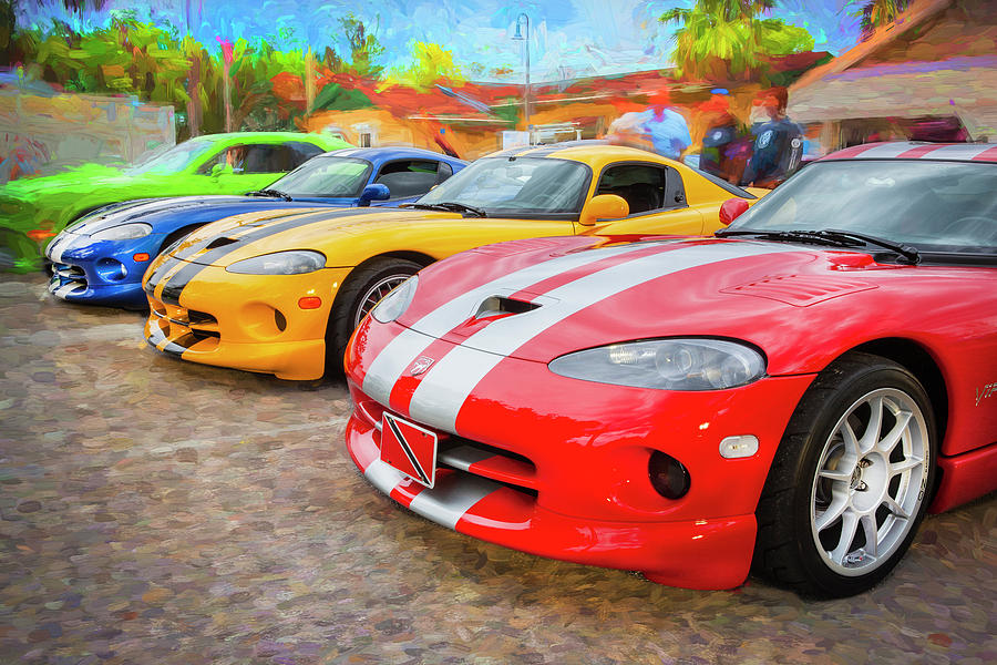 Dodge Viper Group 104 by Rich Franco