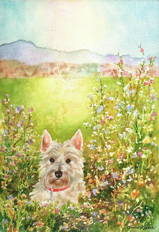 Doggie Heaven by Anne Gifford