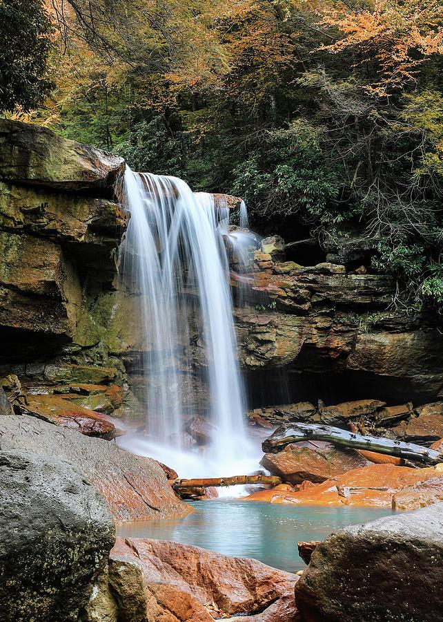 Douglas Falls by Jaki Miller