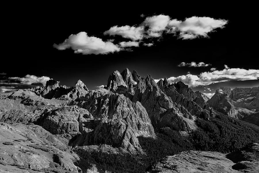 Dolomites in September by Jon Glaser