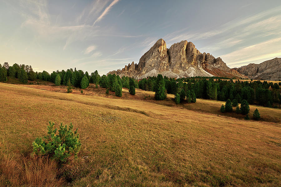 Dolomites Photograph - Dolomites In View by Jon Glaser
