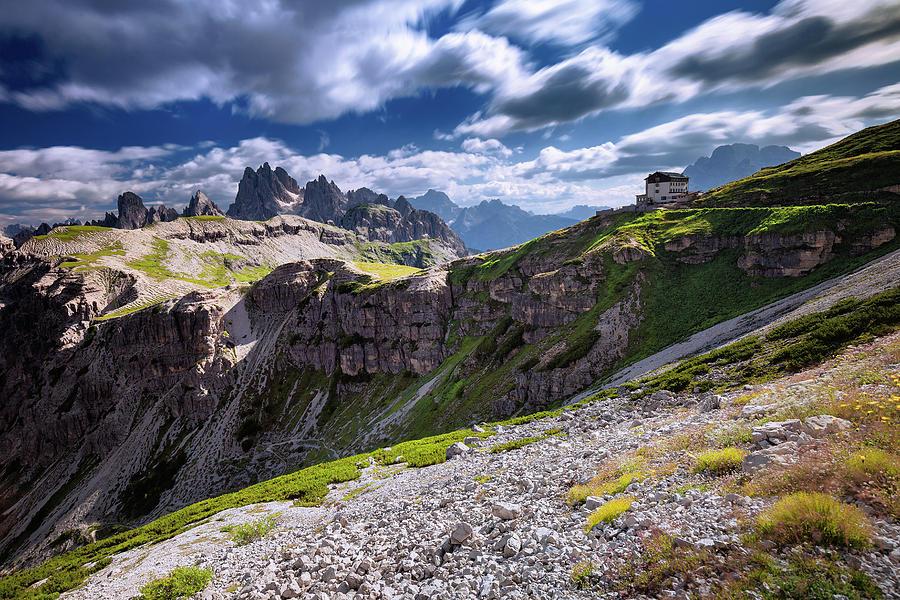 Landscape Photograph - Dolomites by Tomasz Grzyb