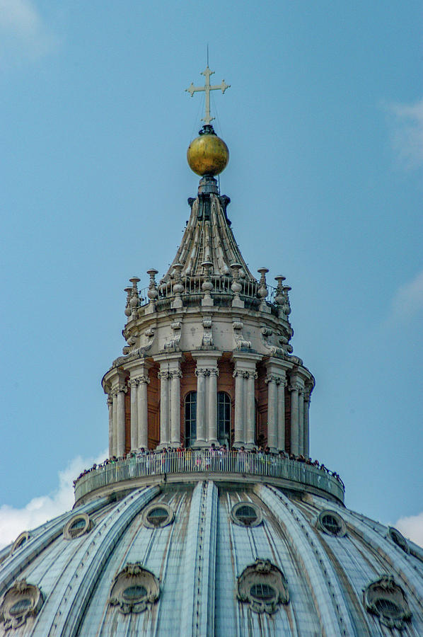 Church Photograph - Dome by Joseph Yarbrough