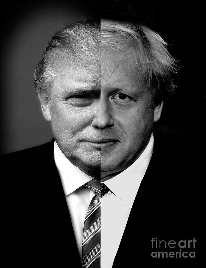 Told You on July 8th Boris Would Win and Share the Limelight with Donald by Doc Braham