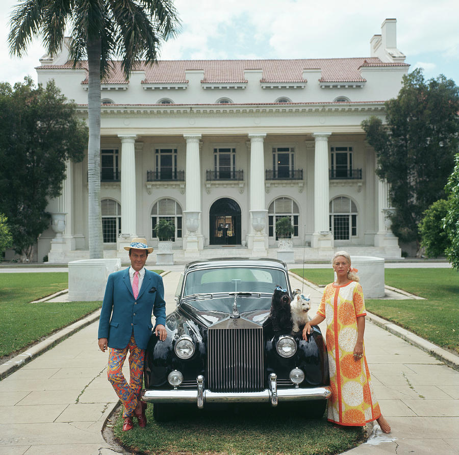 Donald Leas Photograph by Slim Aarons