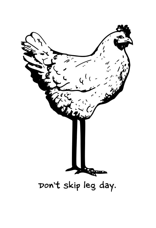 Funny Don't Skip Leg Day Fitness T Shirt, Hoodie, Sweatshirt