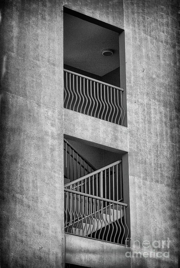 Stair Photograph - Dont Stair by Karen Adams