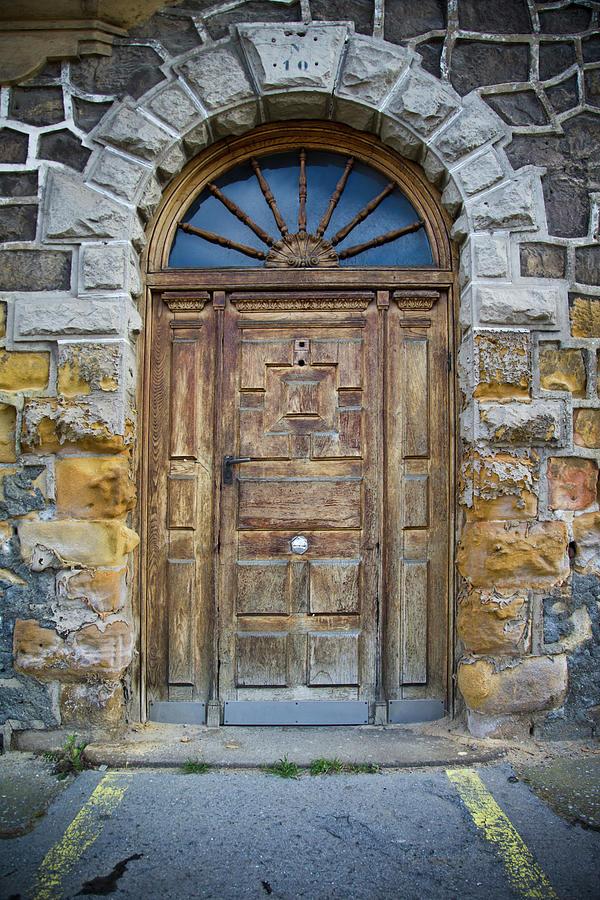 Door Photograph by Hepatus