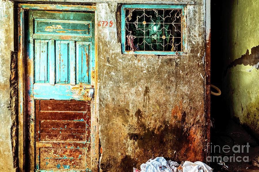 Doors of India - Door 6729 by Miles Whittingham