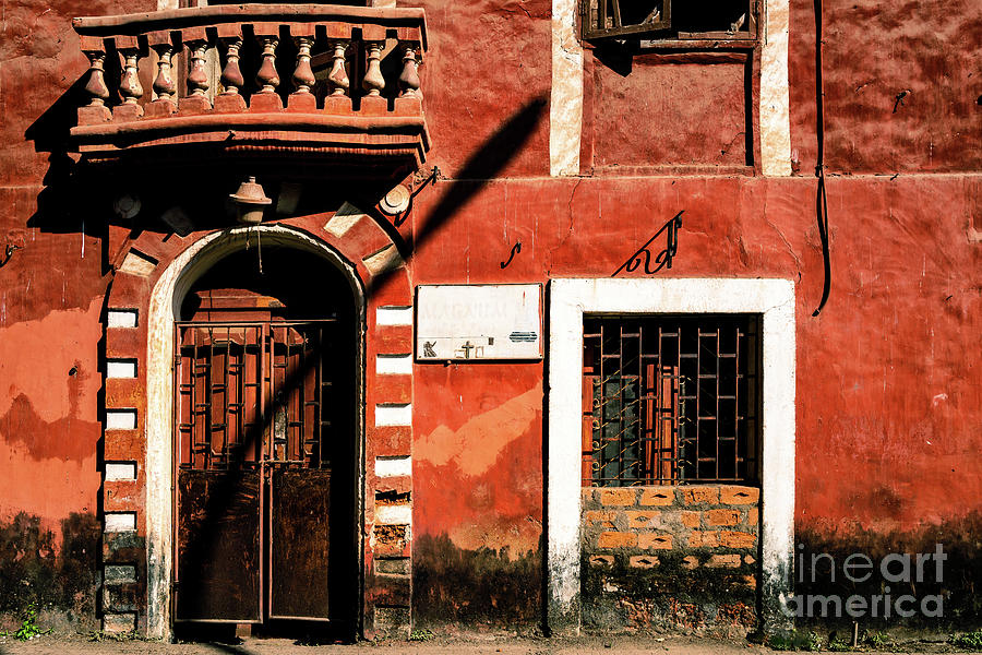 Doors of India - Old Trader Door by Miles Whittingham