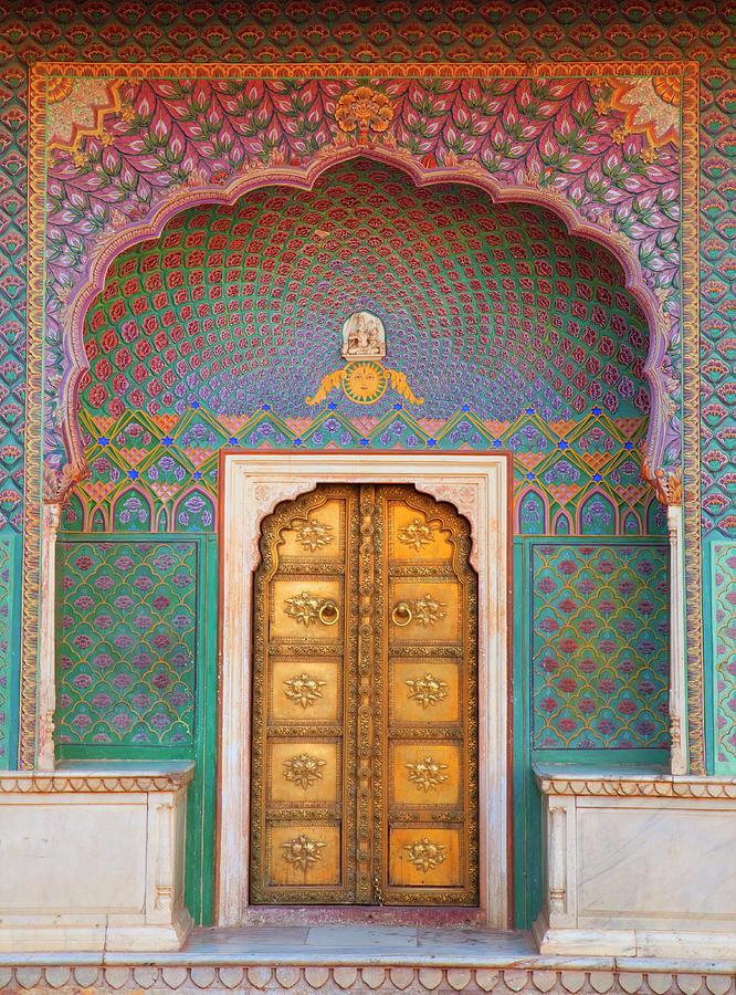 Doorway Photograph by Grant Faint