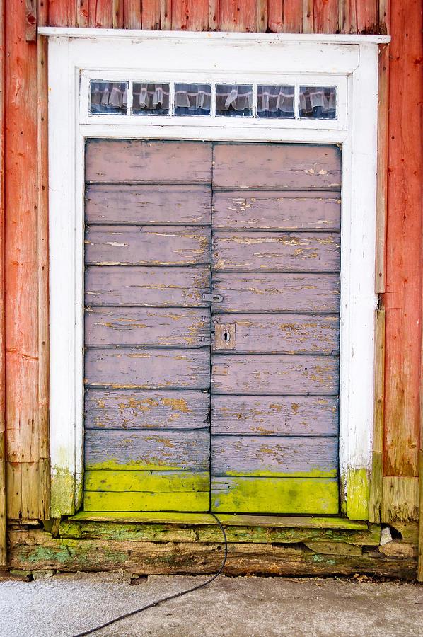 Doorway Photograph by Reimphoto