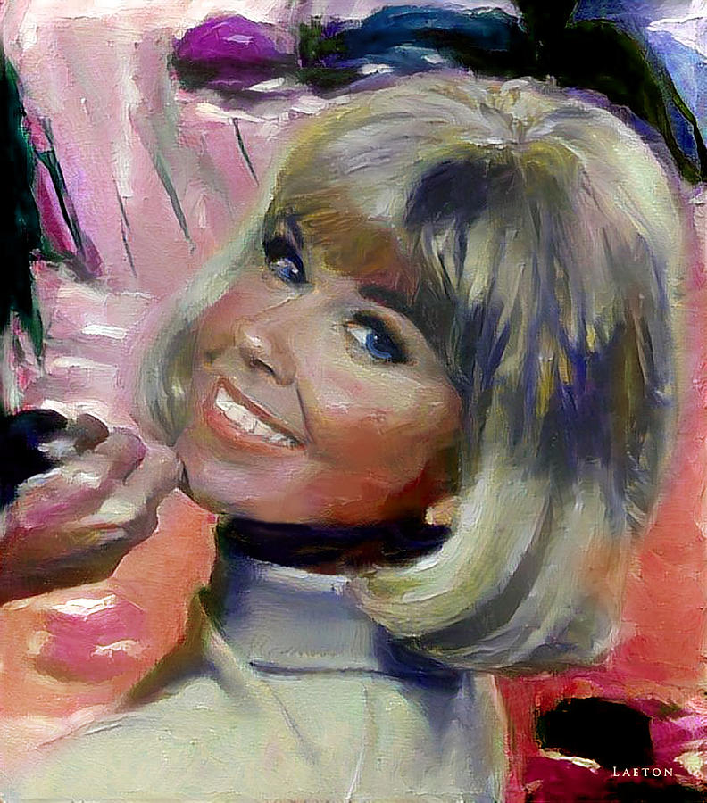Doris Day by Richard Laeton
