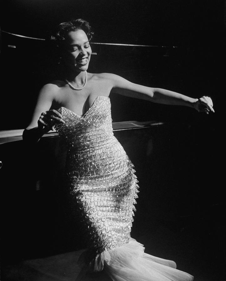 Dorothy Dandridge Photograph by Ed Clark