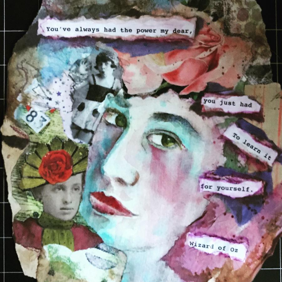 Dorothy by Diane Fujimoto