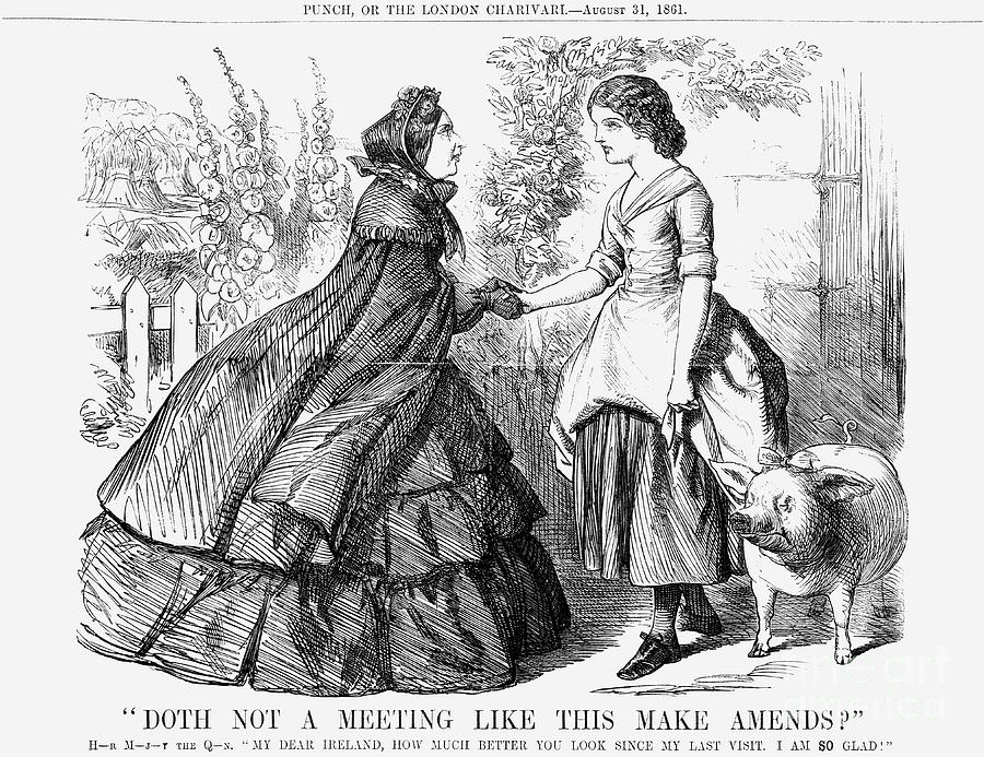 Doth Not A Meeting Like This Make Drawing by Print Collector