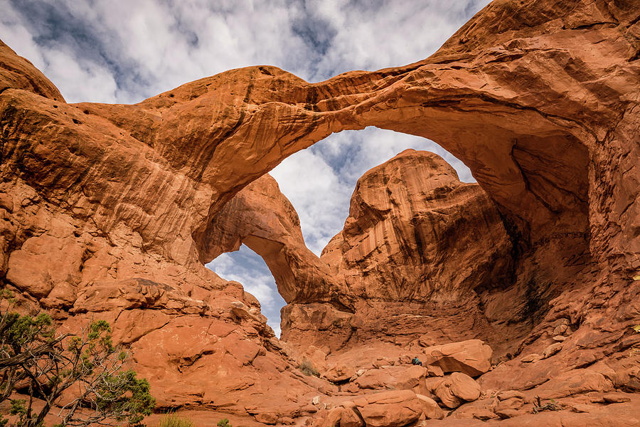 Double Arch by William Christiansen