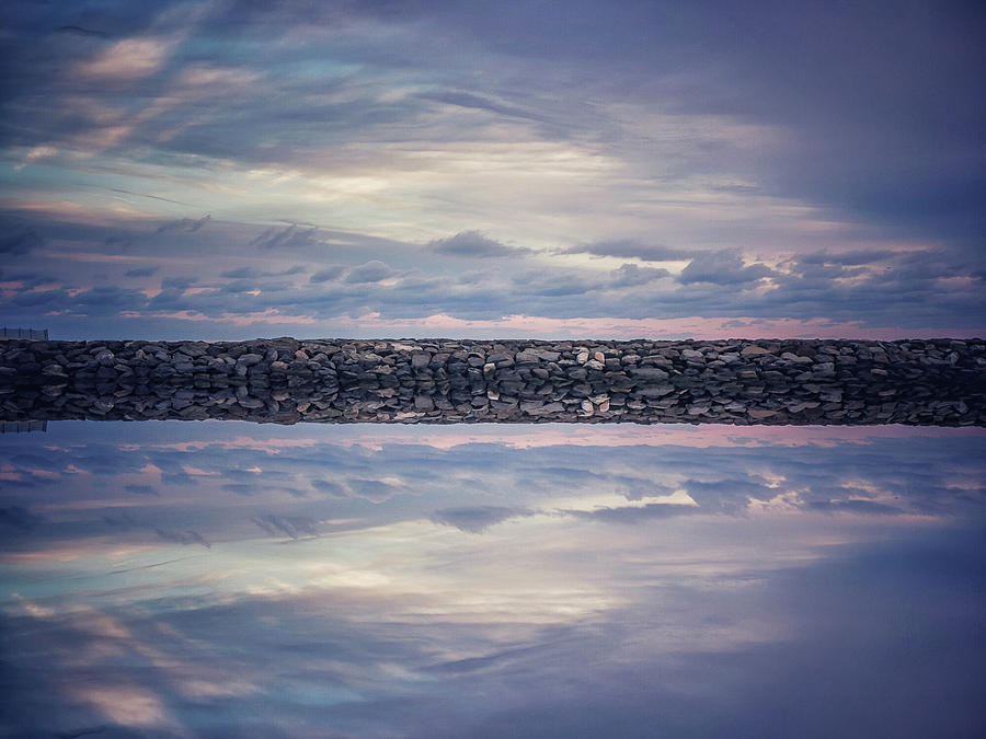 Double Exposure Photograph - Double Exposure 2 by Steve Stanger
