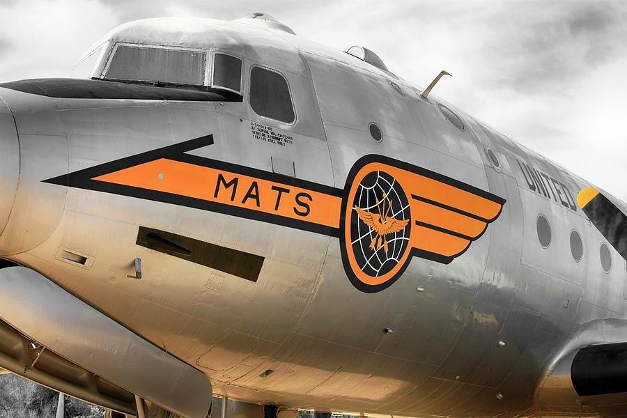 Douglas C-54D Skymaster by Chris Smith